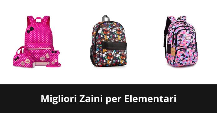 Zaini per Elementari