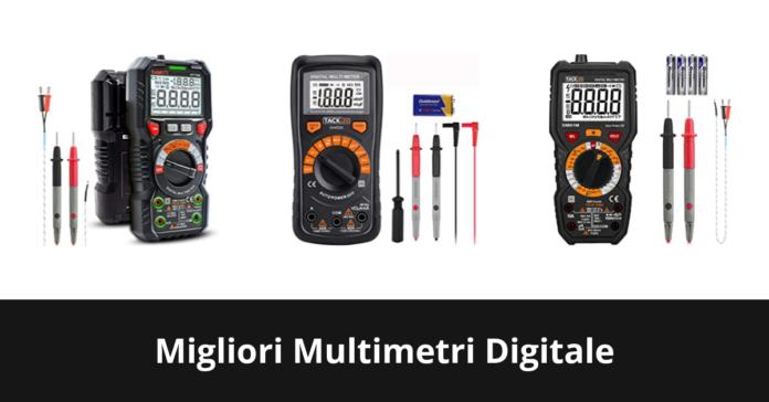 Multimetri Digitale