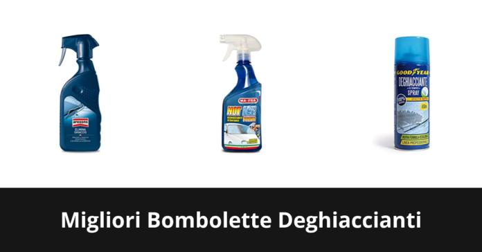 Bombolette Deghiaccianti