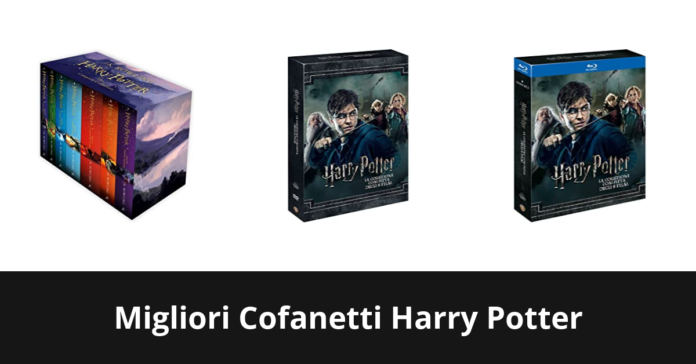 Cofanetti Harry Potter