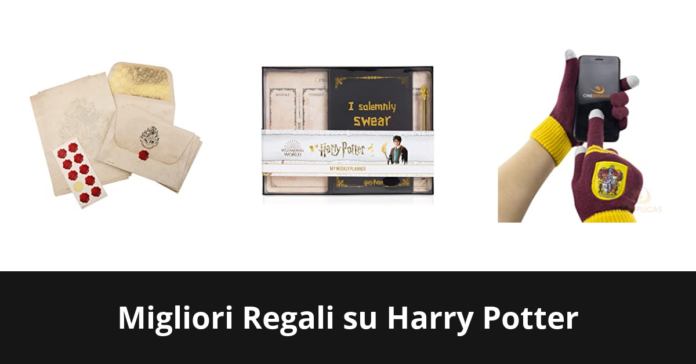 Regali su Harry Potter