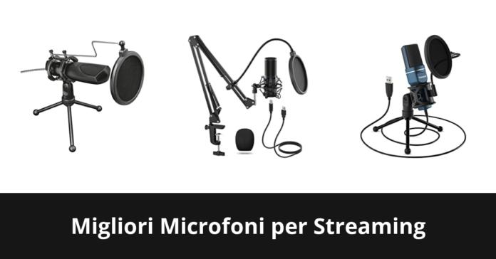 Microfoni per Streaming