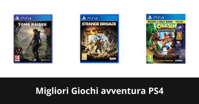 Giochi avventura PS4