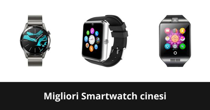Smartwatch cinesi