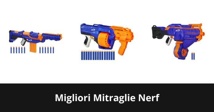 Mitraglie Nerf