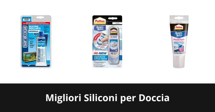 Siliconi per Doccia