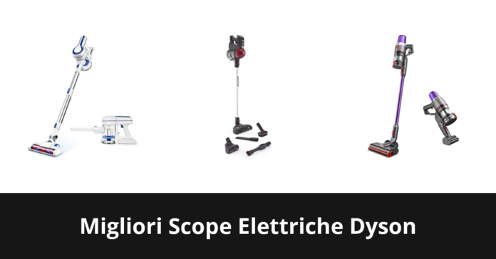 Scope Elettriche Dyson