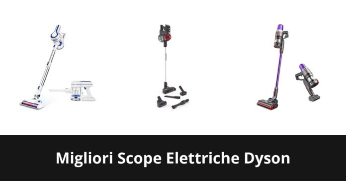 Scope Elettriche Dyson