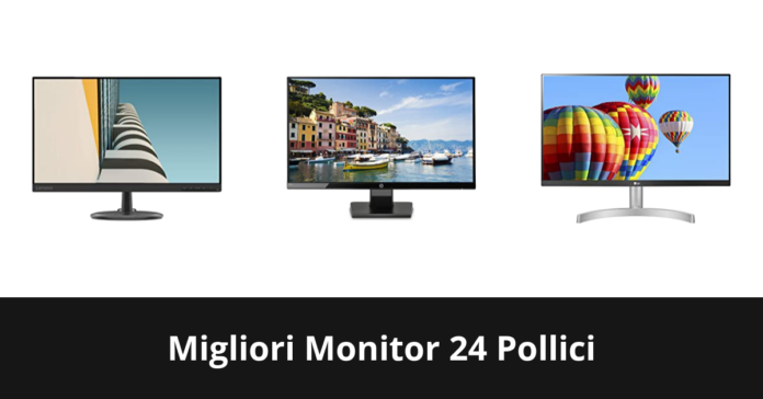 Monitor 24 Pollici