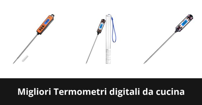 Termometri digitali da cucina