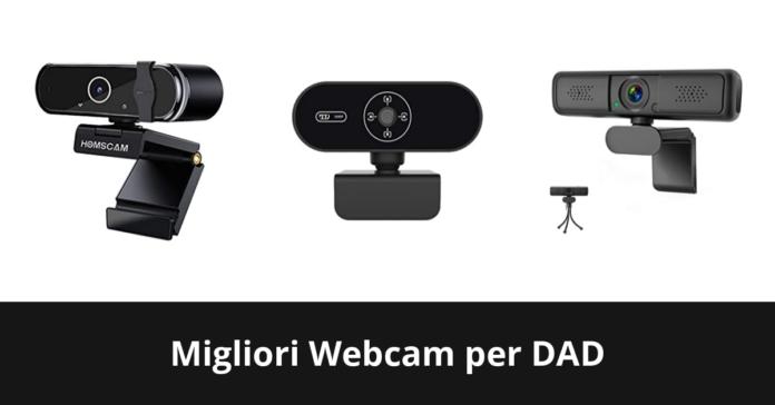 Webcam per DAD
