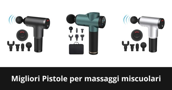 Pistole per massaggi miscuolari