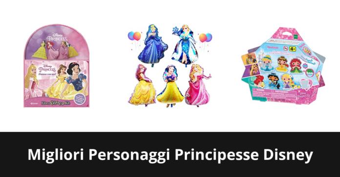 Personaggi Principesse Disney