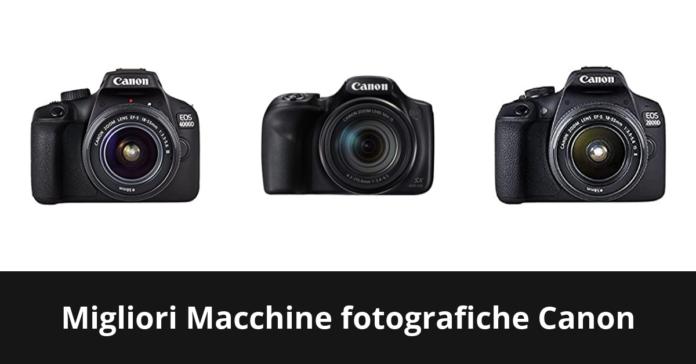 Macchine fotografiche Canon