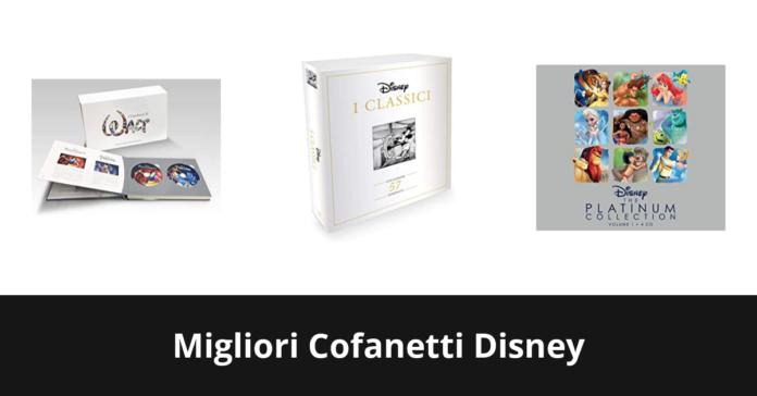 Cofanetti Disney