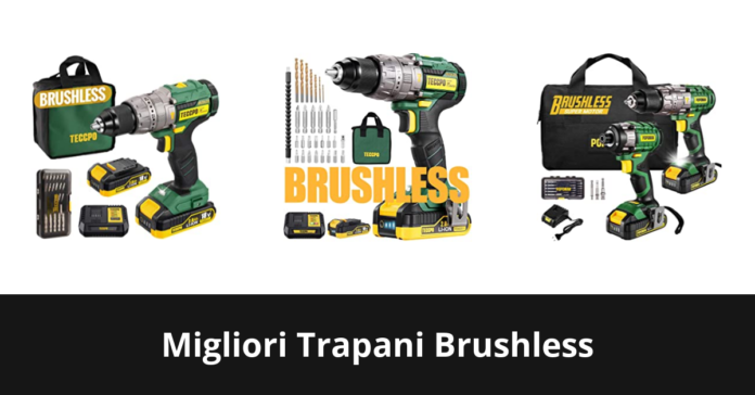 Trapani Brushless