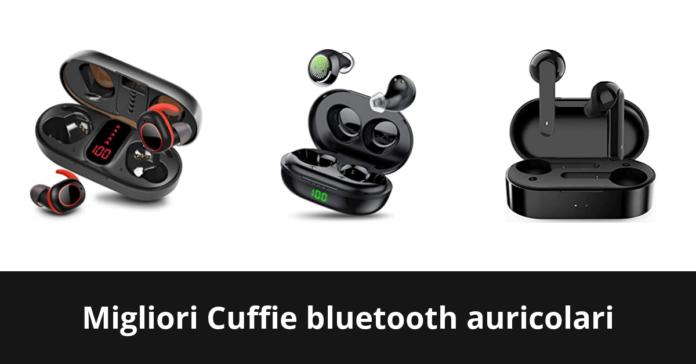 Cuffie bluetooth auricolari