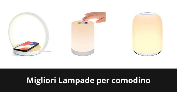 Lampade per comodino