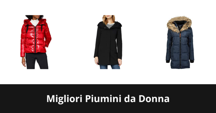 Piumini da Donna