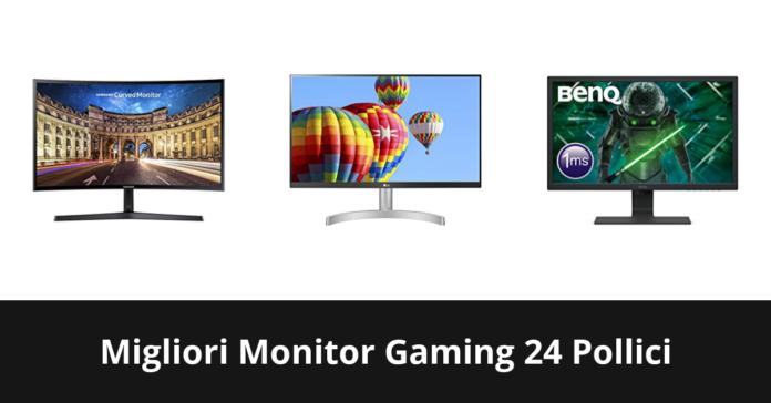 Monitor Gaming 24 Pollici