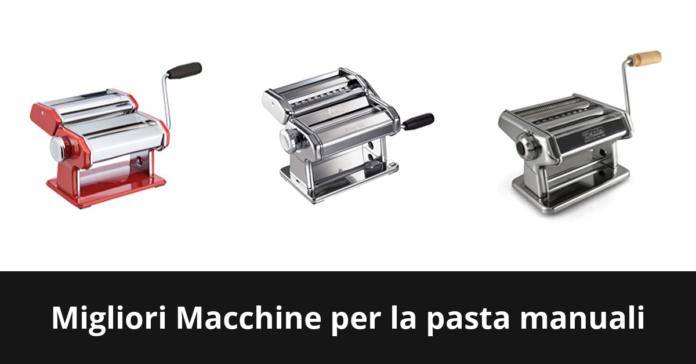 Macchine per la pasta manuali