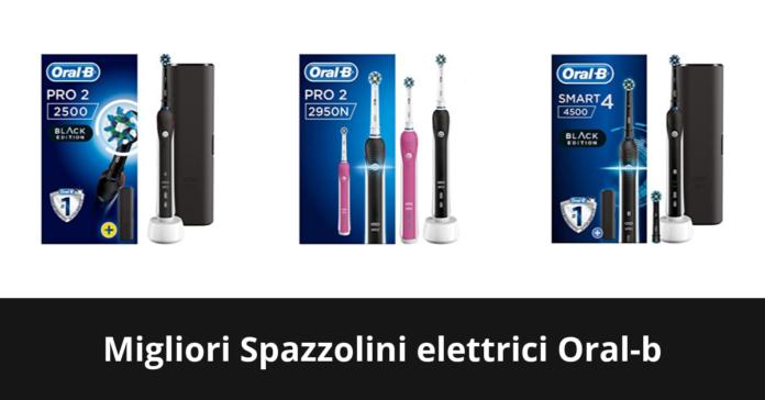 Spazzolini elettrici Oral-b