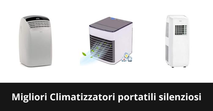Climatizzatori portatili silenziosi