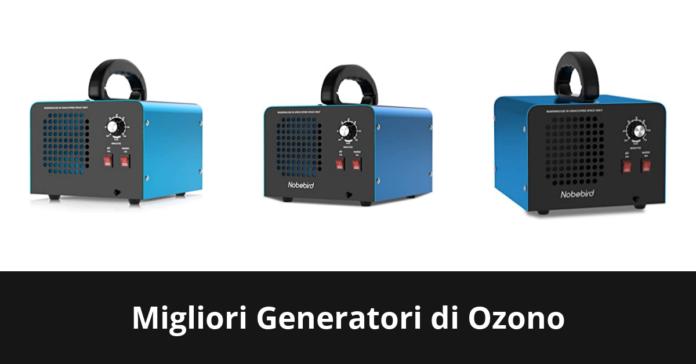 Generatori di Ozono