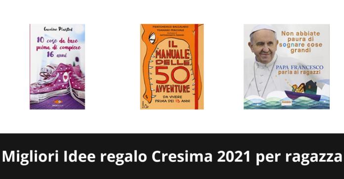 Idee regalo Cresima 2021 per ragazza