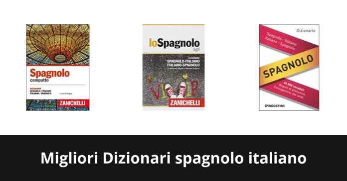 Dizionari spagnolo italiano