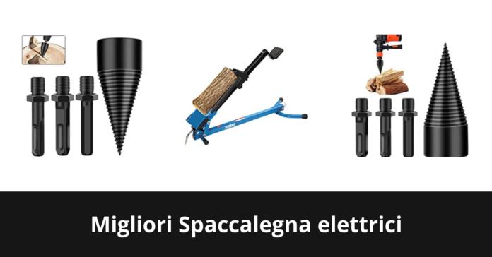 Spaccalegna elettrici