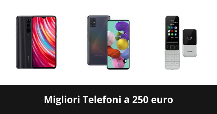 Telefoni a 250 euro