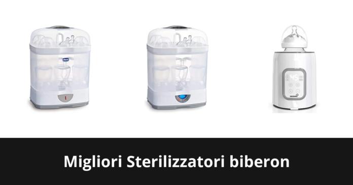 Sterilizzatori biberon