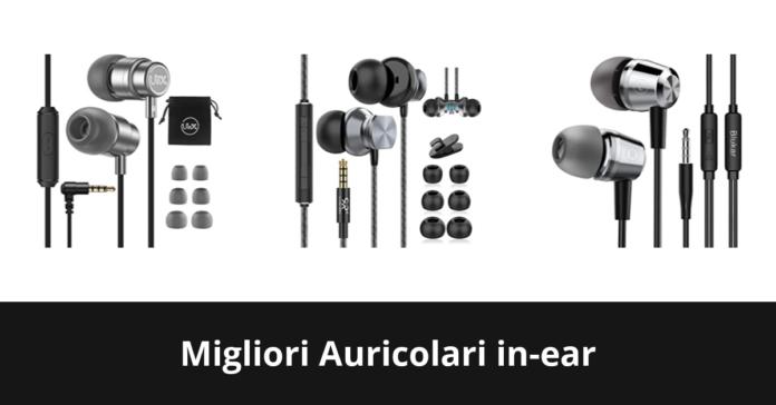 Auricolari in-ear