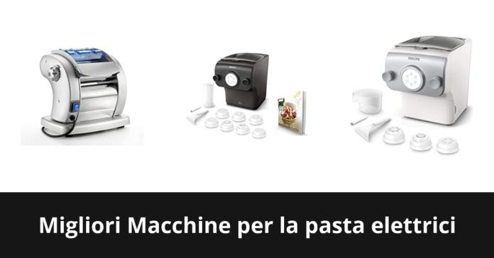 Macchine per la pasta elettrici