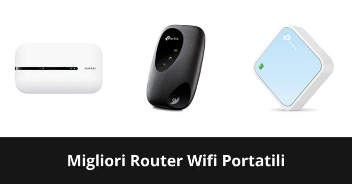 Router Wifi Portatili