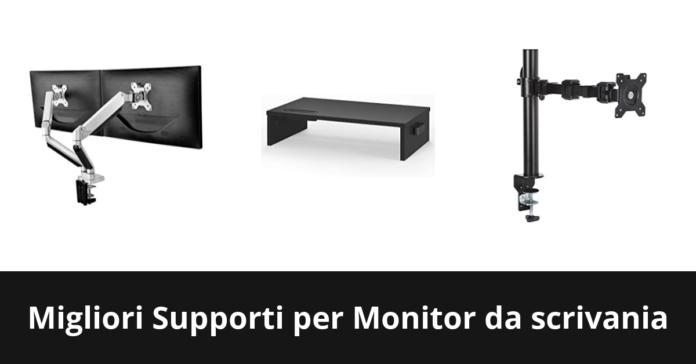 Supporti per Monitor da scrivania