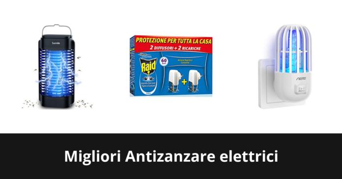 Antizanzare elettrici