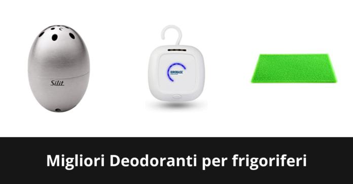 Deodoranti per frigoriferi