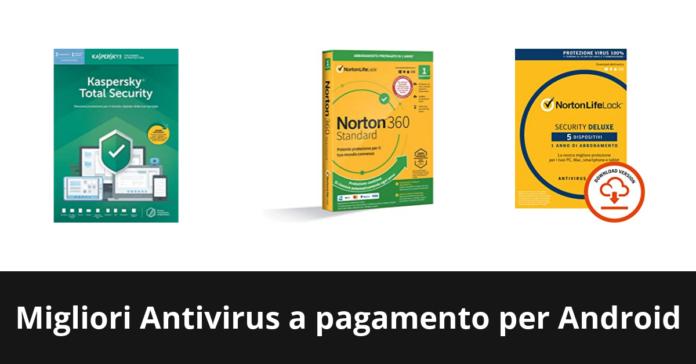 Antivirus a pagamento per Android