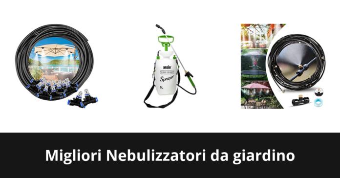 Nebulizzatori da giardino